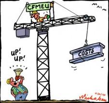 Building union tactics CFMEU costs up cartoon 2014-04-02
