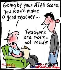 Prospective teachers poor results cartoon 2014-06-23