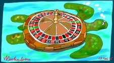 casino developments environment turtle ASF Consortium 2015-02-13 Margin Call business cartoon