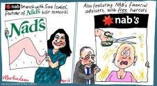 Nad's NAB hair removal Margin Call cartoon 2015-03-06