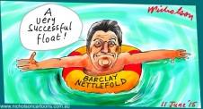 Barclay Nettlefold floats QMS second go Margin Call Australian cartoon business 2015-06-11