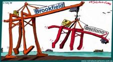 Brookfield may take over Asciano Margin Call cartoon Australian business 2015-07-02