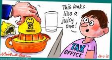 Nudie juice in trouble Margin Call 2015-07-29