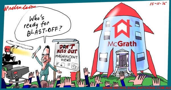 McGrath IPO blast-off successful public float 2015-11-18