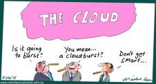 The Cloud is it a bubble Margin Australian 2015-12-15