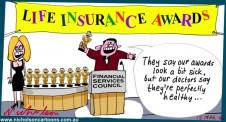 2016-03-15 Life Insurance Awards short 600
