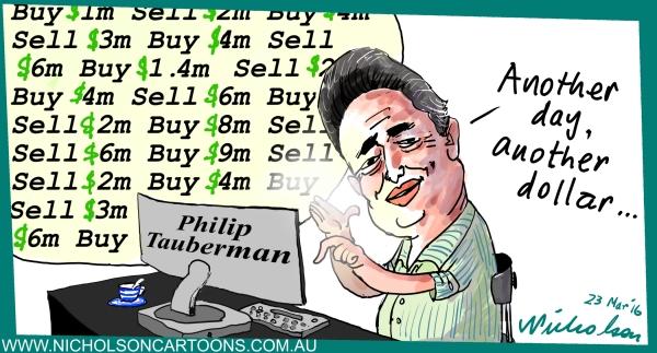 2016-03-23 Philip Tauberman tax dollar