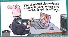 2016-04-05 Chartered Accountants unchartered Margin Call