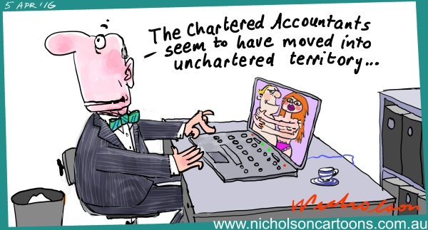 2016-04-05 Chartered Accountants unchartered 600er interest rates Business
