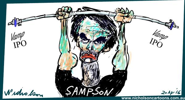 2016-04-20 Todd Sampson IPO Vamp muscles Samson