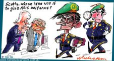 2016-04-21 Medcraft ASIC uniforms Morrison Turnbull Margin Call
