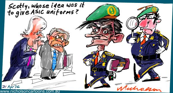 2016-04-21 Medcraft ASIC uniforms Morrison Turnbull Margin Call