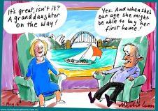 2016-05-03 Turnbull new grandchild housing market Margin Call