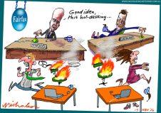 2016-05-13 Fairfax hot-desking Greg Hywood Anthony Catalano Margin Call Australian
