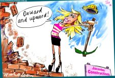 2016-05-20 Roxy Jacenko the builder Upwards and Onwards margin Call