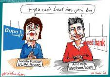 2016-06-28 Bligh Roxon private health care margin call cartoon