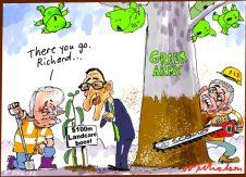 2016-12-05 Turnbull Morrison De Natale Landcare Green Army