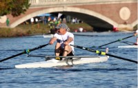 Head of the Charles sculling race 650